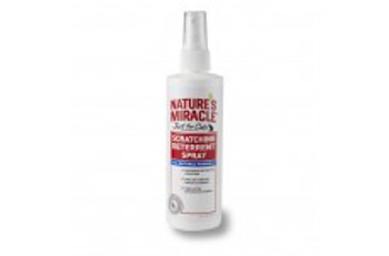 Natures Miracle Just For Cats No Scratch Deterrent Spray 8oz