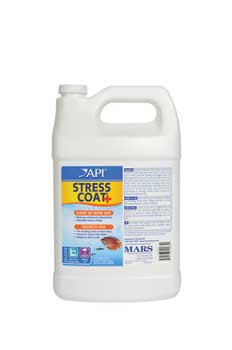 Aquarium Pharmaceuticals Stress Coat 1 Gallon