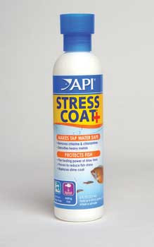 Aquarium Pharmaceuticals Stress Coat 8 Oz.