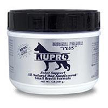 Nupro All Natural Small Breed Formula Joint Support Supplements 1 Lb.