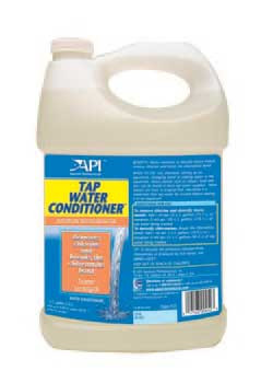 Aquarium Pharmaceuticals Api Tap Water Conditioner 1 Gal Bottle