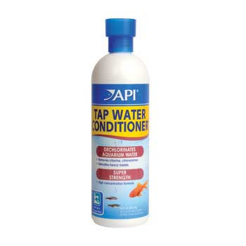 Aquarium Pharmaceuticals Api Tap Water Conditioner 16oz Bottle