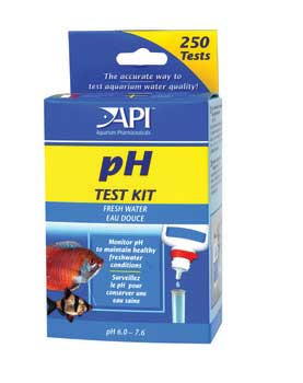 Aquarium Pharmaceuticals Freshwater Ph Mini Test Kit