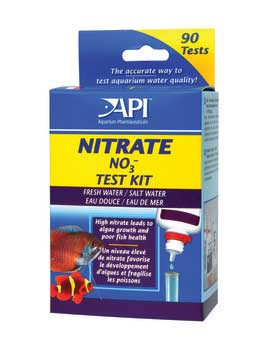 Aquarium Pharmaceuticals Fresh/saltwater Nitrate Test Kit