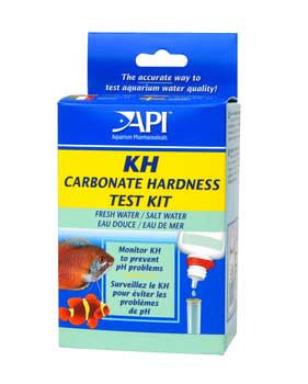 Aquarium Pharmaceuticals Fresh/saltwater Gh/kh Carbonate Hardness Kit