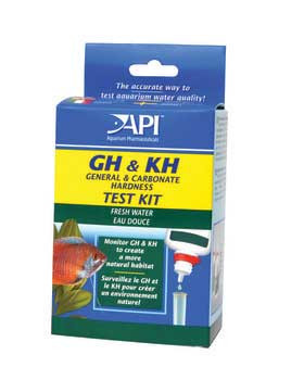Aquarium Pharmaceuticals Freshwater Gh & Kh (hardness) Test Kit