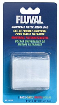 Fluval Universal Media Filter Bag {requires 3-7 Days before shipping out}