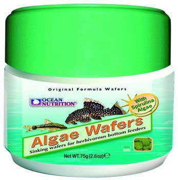 Ocean Nutrition Algae Wafers 2.6 Oz.