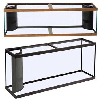 Marineland Tank 65 Corner Overflow Black 36x18x24 Free Store Pick Up