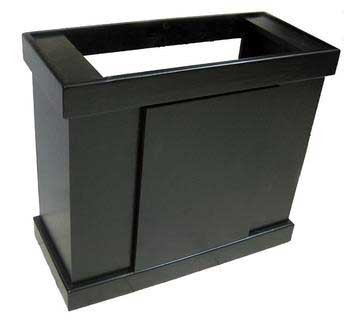 Perfecto Marineland Majesty Stand Black 24x12