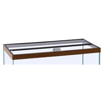 Perfecto Marineland Hinged Glass Canopy 72x24 sd-10 Requires Extra Handling And Packing