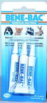 Pet Ag Bene Bac Pet Gel 4pack-77608