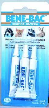 Pet Ag Bene Bac Pet Gel 4pack-77608