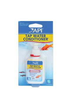 Aquarium Pharmaceuticals Tap Water Conditioner Carded 1.25 Oz.
