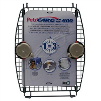 Locking Metal Door F/pet Cargo #600 {requires 3-7 Days before shipping out}