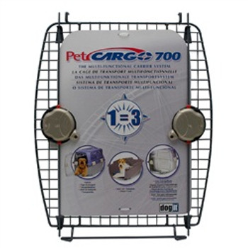 Locking Metal Door F/pet Cargo #700 {requires 3-7 Days before shipping out}