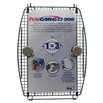 Locking Metal Door F/pet Cargo #900 {requires 3-7 Days before shipping out}