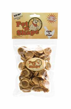 Pet N Shape Chik N Chips 4oz