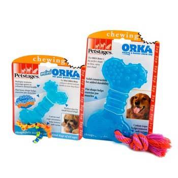 PetStages Dog Orka Bone