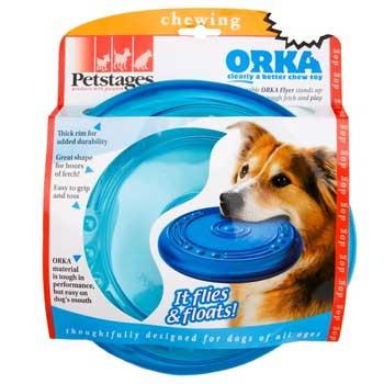 PetStages Dog Orka Flyer