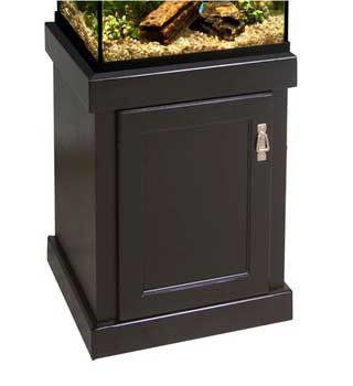 Perfecto Marineland Newport Stand With Handle Black 20x18