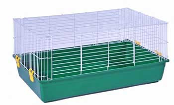 Prevue Pet Products Tubby Cage #524 39.25x21.75x18.75 2pk