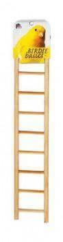 Prevue Pet Products Birdie Basics Wood Ladder 9-rung