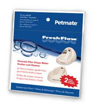 Petmate Fresh Flow 2 Filter 12ct Tray