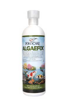 Aquarium Pharmaceuticals Pondcare Algae Fix 16 Oz.