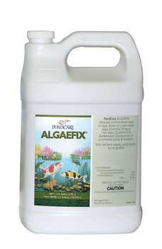 Aquarium Pharmaceuticals Pondcare Algae Fix 128 Oz.