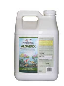Aquarium Pharmaceuticals Pondcare Algae Fix 2.5 Gallon