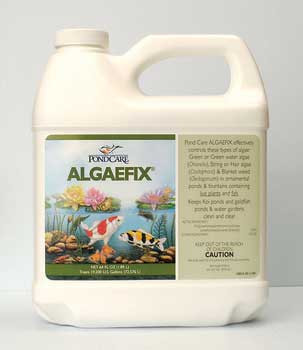 Aquarium Pharmaceuticals Pondcare Algae Fix 64 Oz.