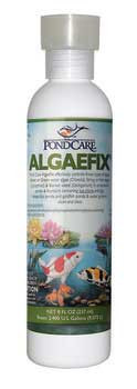 Aquarium Pharmaceuticals Pondcare Algae Fix 8 Oz.