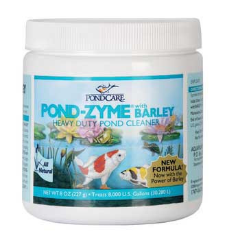 Aquarium Pharmaceuticals Pondcare Pond-zyme Cleaner 3.7 Oz.