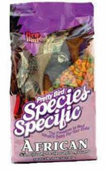 Pretty Bird African Special For Birds 3lb