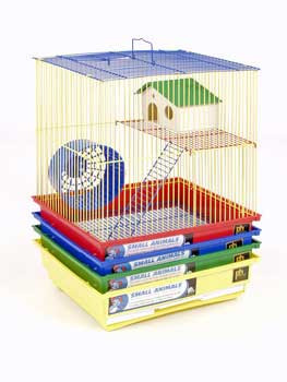 Prevue Pet Products Two Story Hamster And Gerbil Cages