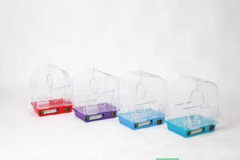 Prevue Pet Products Pre-packed Assorted Small Cage Styles (9 cage pack)