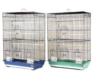 Prevue Pet Products Pre-packed Flight Cages 2pc
