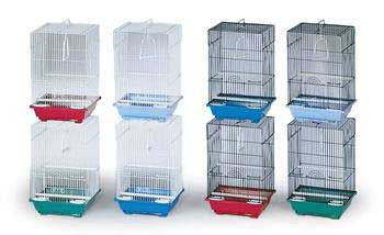 Prevue Pet Products Pre-packed Assorted Small Cage Styles 8pc