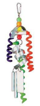 Prevue Pet Products Chime Time Tornado Bird Toy