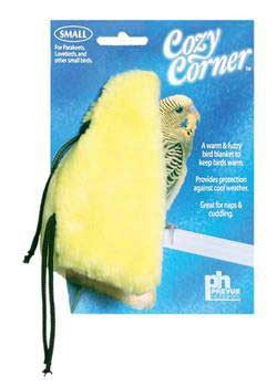 Prevue Pet Products Cozy Corner Small 6in