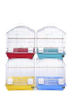 Prevue Pet Products Pre-packed Dometop Roof Cages18x14 4pc