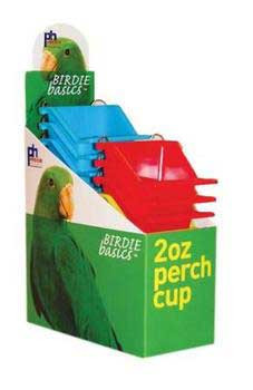 Prevue Pet Products Perch Cup 12 pack 2oz
