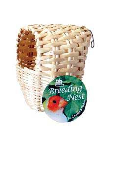 Prevue Pet Products Parakeet Bamboo Hut Large