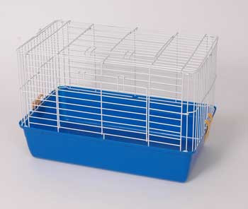 Prevue Pet Products Small Animal Tubbie Assorted Blue Green Red 24x14x16