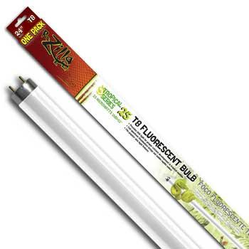 R-Zilla Tropical Series 25 T8 Fluorescent Bulb 17w 24in