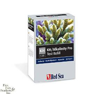 Red Sea High Accuracy Alkalinity Test Kit Reagent Refill