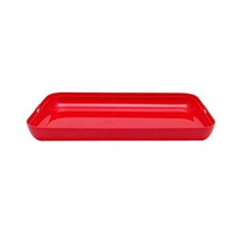 Red Plastic Base For Playground {requires 3-7 Days before shipping out}