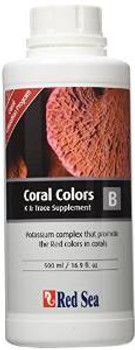 Red Sea Reef Colors B Supplement