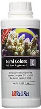 Red Sea Reef Colors C Supplement